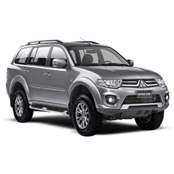 location Mitsubishi Montero 4x4