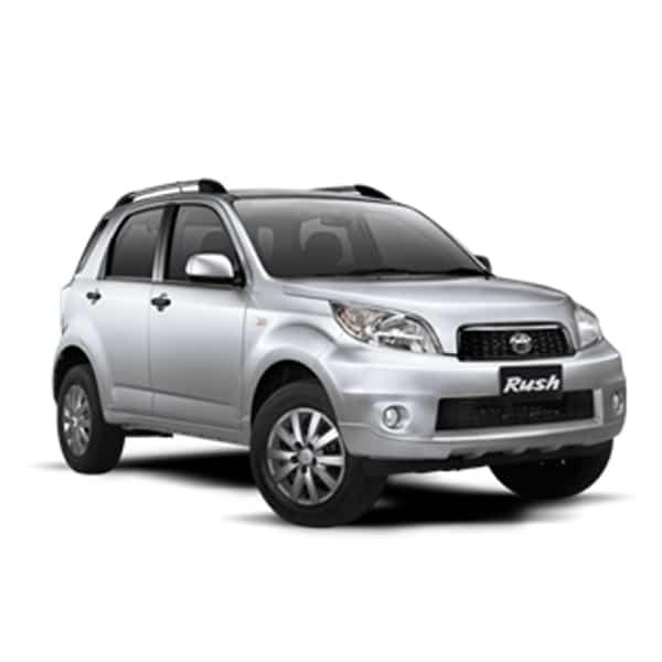 location Toyota Rush 4x4