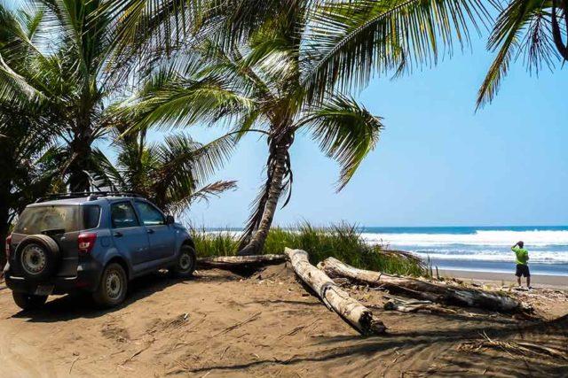 4x4 location au Costa Rica