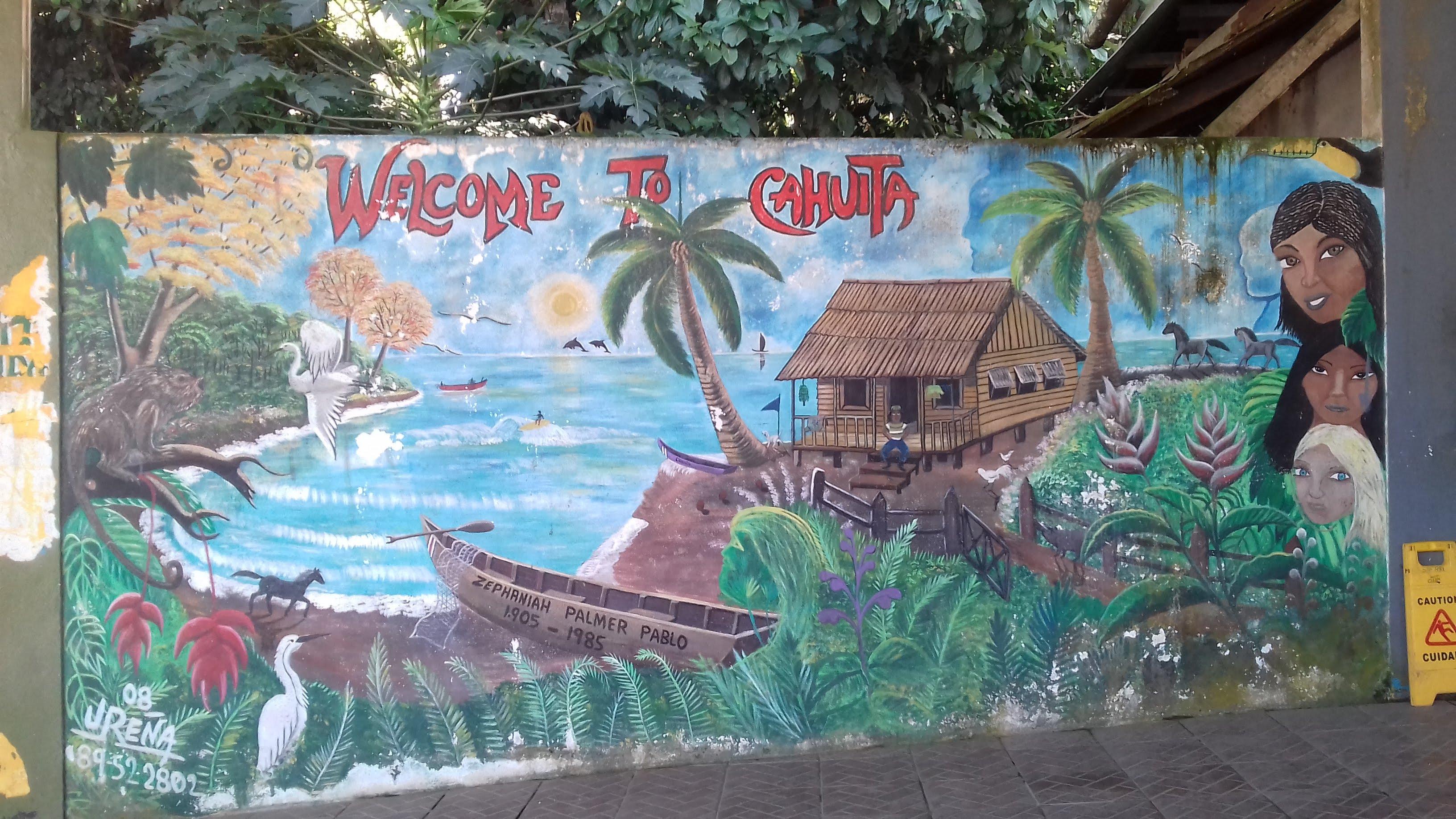 Bienvenue à Cahuita