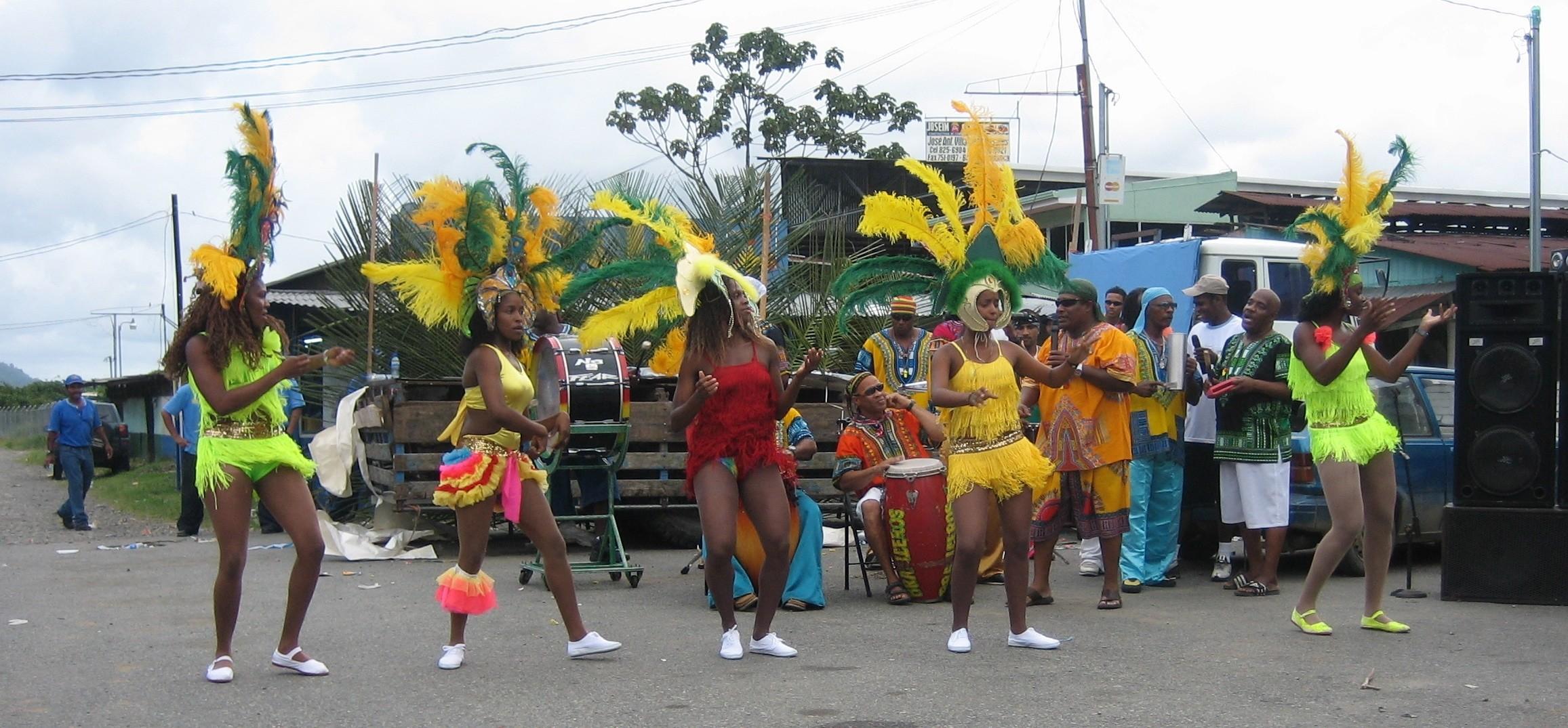 Carnaval de puerto viejo