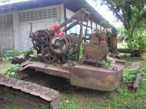 machine bois tortuguero