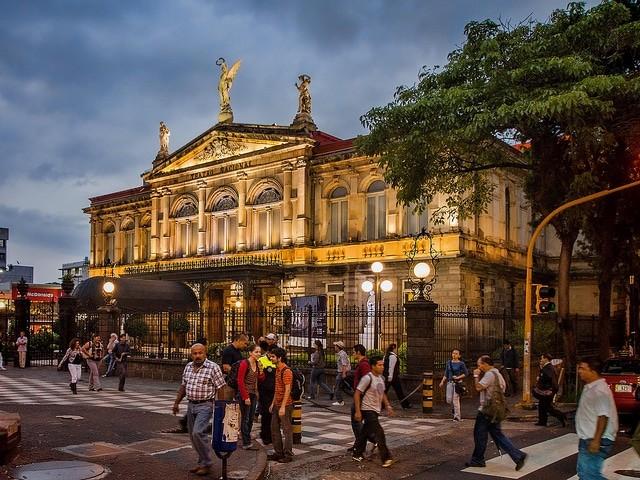 theatre national costa rica