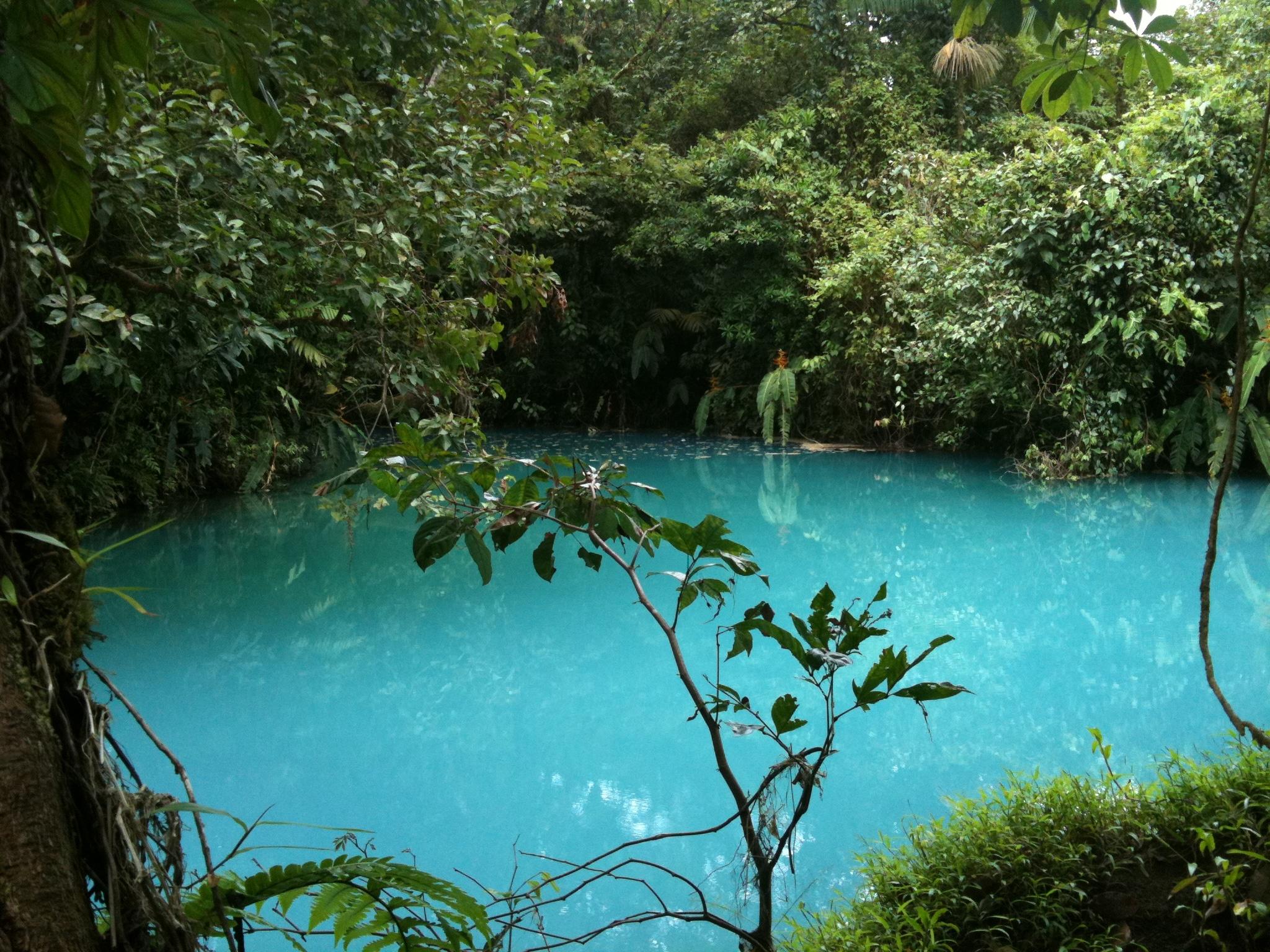 Lagune Rio Celeste