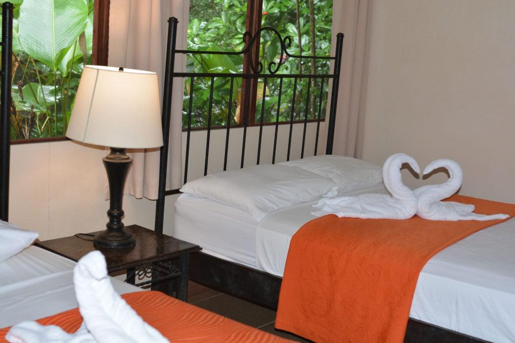 Chambre famille Costa Rica