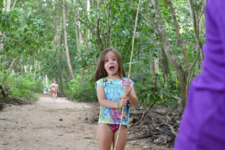 enfant au costa rica