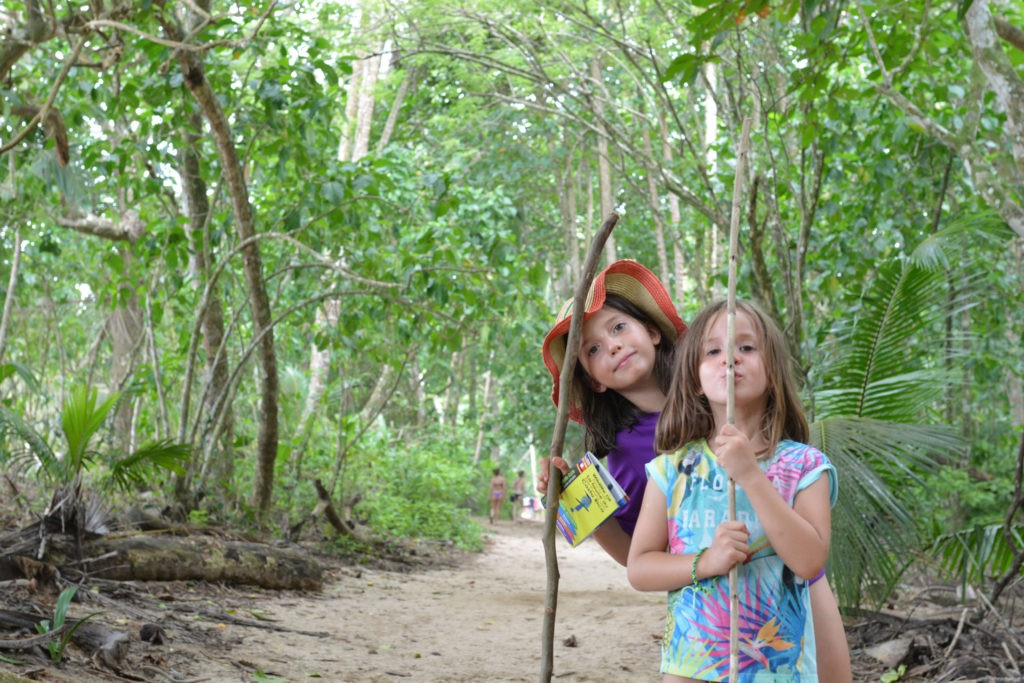 voyage famille au costa rica